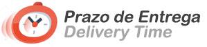 Prazo de Entrega | Delivery Time